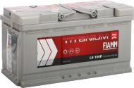 Акумулятор автомобільний FIAMM Titanium PRO L5 100P 100А 12 B «+» праворуч