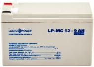 Батарея акумуляторна мультігелева LogicPower AGM MG 12 - 9 AH