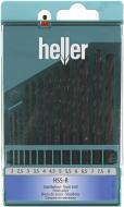 Набор сверл по металлу Heller HSS 13 шт. 13 шт. 17734
