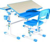 Комплект парта и стул-трансформер FunDesk Lavoro Blue