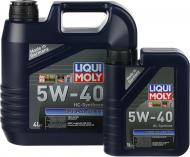 Моторне мастило LIQUI MOLY Optimal Synth 5W-40 4 + 1л (2246)