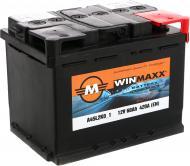 Акумулятор автомобільний Monbat Winmaxx A45L2W0_1 60А 12 B «+» праворуч