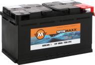 Акумулятор автомобільний Monbat Winmaxx A89L5W0_1 100А 12 B «+» праворуч