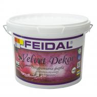 Декоративна фарба Feidal Velvet Dekor перламутровий 2.5 л