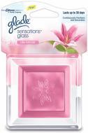 Змінний аромаблок Glade Декор Квіткова досконалість 8 г