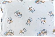 Подушка Ярослав голубой 40х60 см