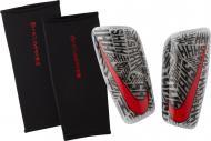 Щитки футбольні Nike NYMR MERC LT GRD - NEW р. XS білий SP2169-100