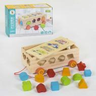 Деревянная игра Small Toys Каталка-сортер С 39259 (2-81534)