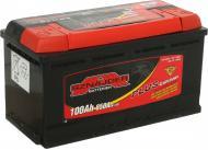 Акумулятор автомобільний SZNAJDER Plus 6СТ-100Aз 100А 12 B «+» праворуч