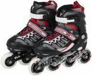 Роликовые коньки Extreme Motion RY0105 р. 35-38 черный