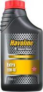 Моторне мастило Texaco Havoline Extra 10W-40 1л