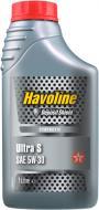 Моторне мастило Texaco Havoline Ultra S 5W-30 1л