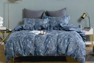 Комплект постельного белья Ragal Blue семейный синий La Nuit