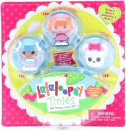 Набор с куклами-крошками Lalaloopsy Снежинка и Умница-Отличница 531531