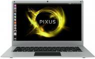 Ноутбук Pixus Rise 14 (Ultrabook Pixus Rise) silver