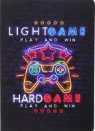 Блокнот Light game