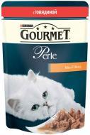 Корм Purina  Gourmet Perle міні-філе з яловичиною 85 г