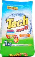 Пральний порошок для машинного та ручного прання Tech SuperTi Disinfecting 1 кг