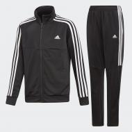 Костюм Adidas YB TS TIRO DV1738 р. 170 черный