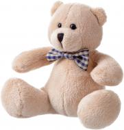 Мягкая игрушка Same Toy Медвежонок бежевый 13 см THT674