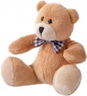 Мягкая игрушка Same Toy Медвежонок светло-коричневый 13 см THT676