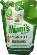 Рідина для ручного миття посуду Winni's naturel Лайм 1л