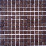 Плитка AquaMo Мозаїка PW25207 Anti Dark Brown 31,7x31,7