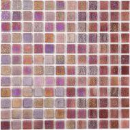 Плитка АкваМо Мозаика Concrete light brown 31,7x31,7