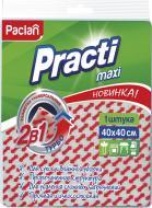 Серветка універсальна Paclan вологопоглинаюча 40х40см 1 шт./уп.