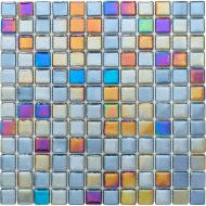 Плитка АкваМо Мозаїка Black PL25309 31,7x31,7