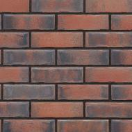 Плитка King Klinker Heart brick кутова 115/240x71