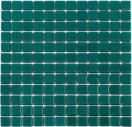 Плитка АкваМо Мозаїка Dark Green MK25112 31,7x31,7