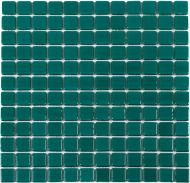 Плитка АкваМо Мозаика Dark Green MK25112 31,7x31,7