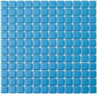 Плитка AquaMo Мозаика Sky Blue MK25102 31,7x31,7