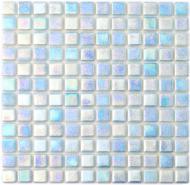 Плитка AquaMo Мозаїка Sky Blue PWPL25502 31,7x31,7