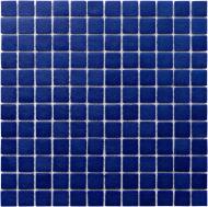 Плитка АкваМо Мозаика Concrete Cobalt 31,7x31,7