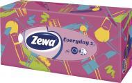 Серветки гігієнічні у боксі Zewa Everyday 100 шт.