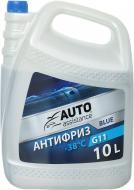 Антифриз Auto Assistance G11 -38°С 10л синій