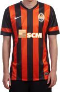 Футболка Nike 543274-011 S чорно-помаранчевий