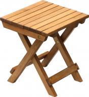 Табурет дерев'яний розкладний 2219 31х31х36 см бук