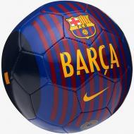 Футбольный мяч Nike SC3329-455 FCB NK SKLS SP19 р. 1 SC3329-455 3f9a2094fc68b