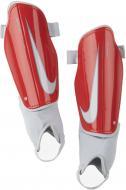Щитки футбольные Nike Y NK CHRG GRD р. L красный
