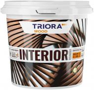 Лак інтер'єрний INTERIOR VARNISH Triora напівмат 0,75 л