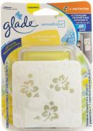 Змінний аромаблок Glade Sensations Освіжаючий лимон з магнітом 8 г