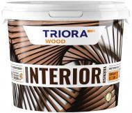 Лак інтер'єрний INTERIOR VARNISH Triora напівмат 2,5 л