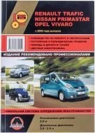 Книга «Руководство по ремонту и эксплуатации Renault Trafic / Opel Vivaro. Модели