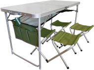 Комплект меблів розкладний Ranger ТA 21407+FS 21124