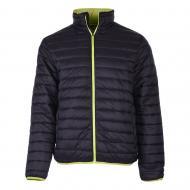 Куртка Hi-Tec Molen Black/Safety Green XL Черный (65543BKSG)