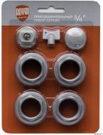 Монтажний комплект Royal Thermo 3/4' Silver