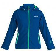Куртка Hi-Tec Iker JR Irish Green 140 Синий (5901979176992IG)